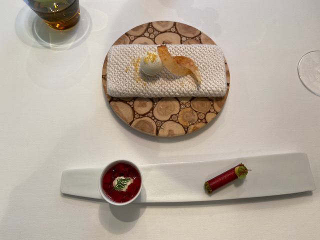 ENSO ランチの前菜