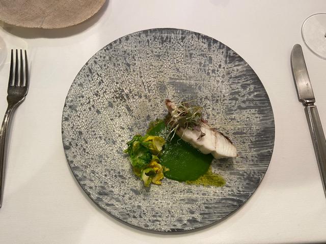 ENSO ランチ 魚料理